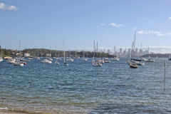 Scenes at Watsons Bay at South Head, Sydney, Australia