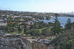 Scenery around Watsons Bay in Sydney, Australia