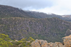 Rodway Range in Mount Field National Park Tasmania