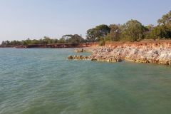 Landscape at East Point Reserve in Darwin Australia 2019