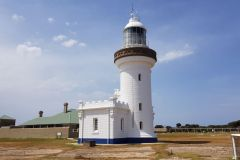 A lighthouse in Australia