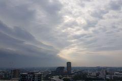Thunderstorm in Sydney