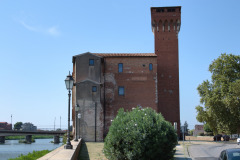 Building in Pisa, Italy