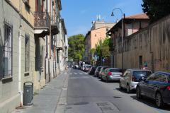 Street in Pisa, Italy