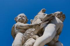 Statue in Pisa, Italy